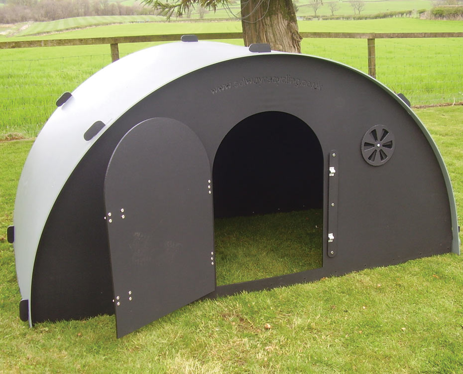8ft By 4ft Pig Ark With Door Solway Products Pig Ark