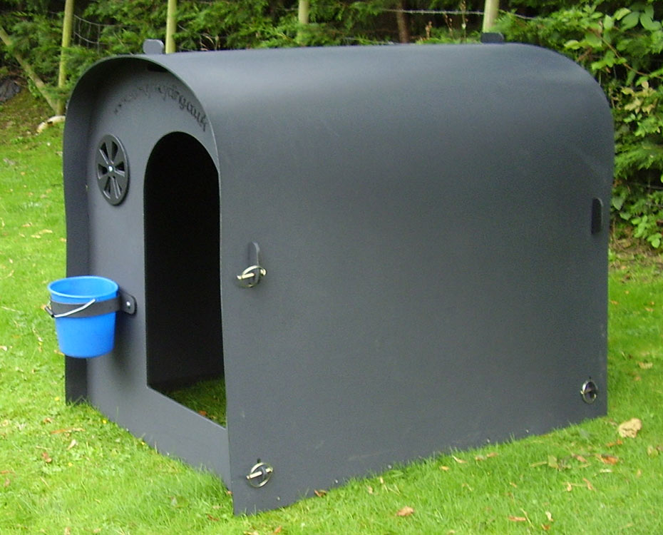 Calf Hutch Recycled Plastic Calf Hutch Solway Recycling
