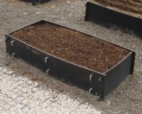 inter raised bed single