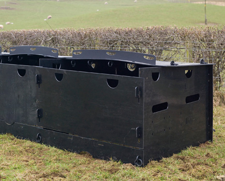 Solway Recycling Outdoor Sheep Pens
