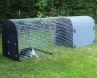 super deluxe monster dog kennel