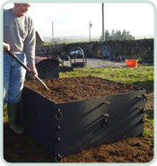 Easy Reach Raised Bed