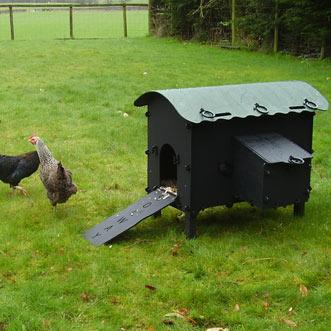 Eco Hen Loft Solway Chicken Loft