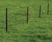 solway recycling hollow fence posts