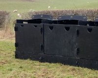 Recycled Plastic Standard Outdoor Sheep Pens