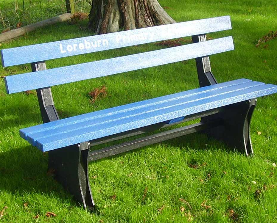 Solway Products Benches Full Bench With 2 Spar Back