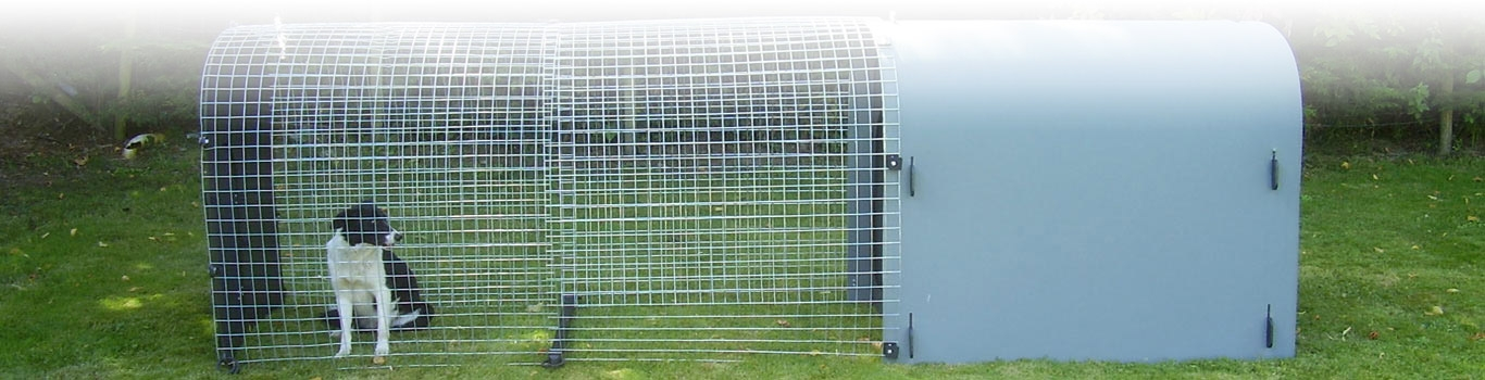 monster dog kennels