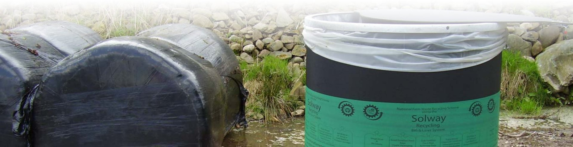 Solway Recycling Farm Plastic Collection Large Bulk