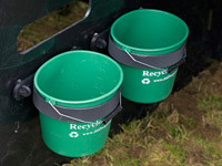 Buckets And Bucket Holders