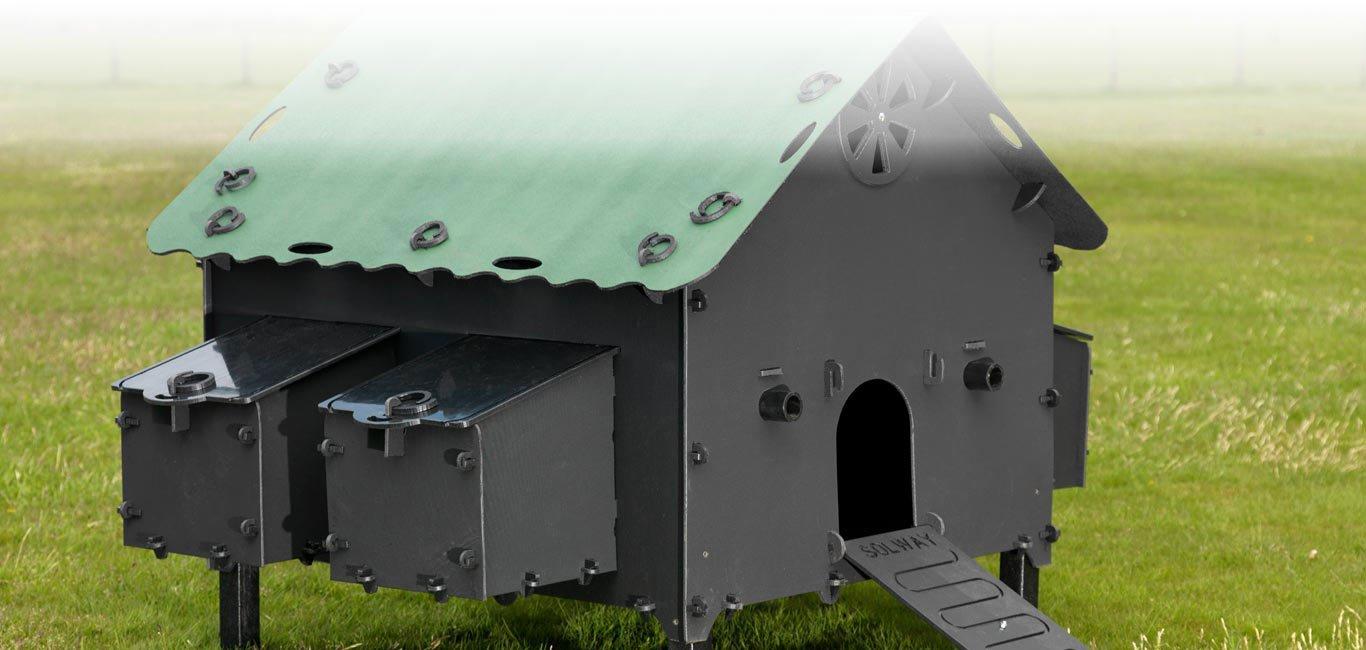 Plastic Hen Houses For Sale. Smart Hen House