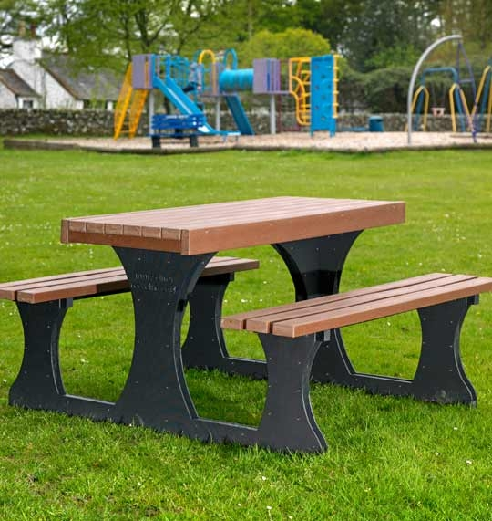 plastic picnic bench for sale gift