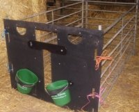 Solway Lamb Adopters to suit your own set up